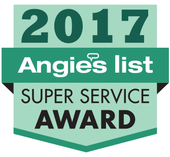 2017 Super Service Award Winner
